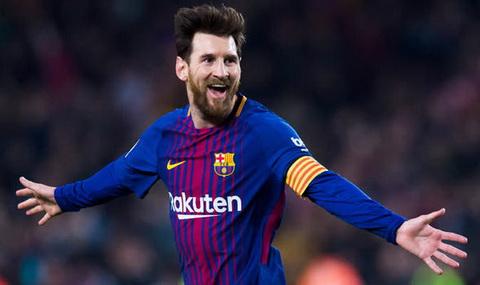 Lionel Messi pha vo hai ky luc trong tran thang Girona.