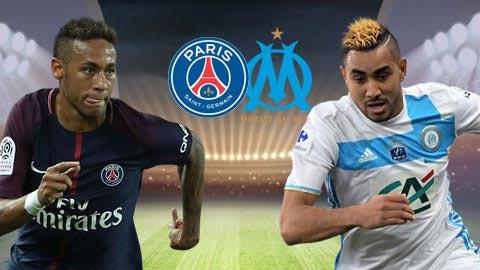 Nhan dinh PSG vs Marseille 03h00 ngay 262 (Ligue 1 201718) hinh anh