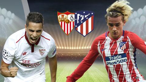 Nhan dinh Sevilla vs Atletico Madrid 02h45 ngay 262 (La Liga 201718) hinh anh