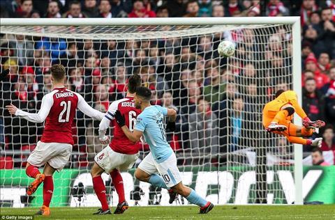 Du am Arsenal 0-3 Man City Sac do nhat nhoa hinh anh 3