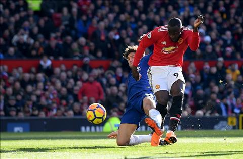 Du am MU 2-1 Chelsea Chien thang buoc ngoat voi Quy do hinh anh