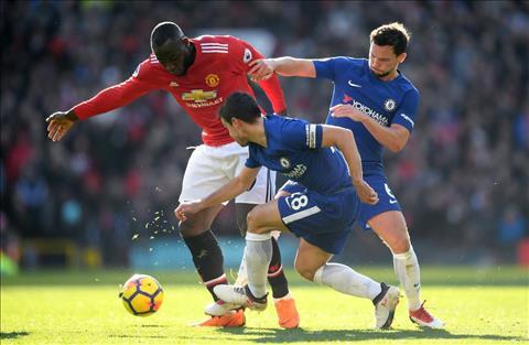 MU danh bai Chelsea Ton vinh Lukaku va khi chat Mou United hinh anh