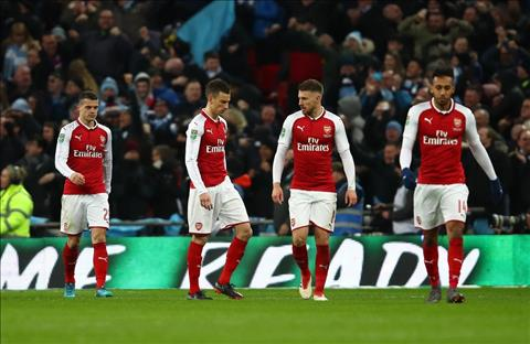 Thay gi sau tran chung ket League Cup khong can suc Arsenal 0-3 Man City hinh anh 3