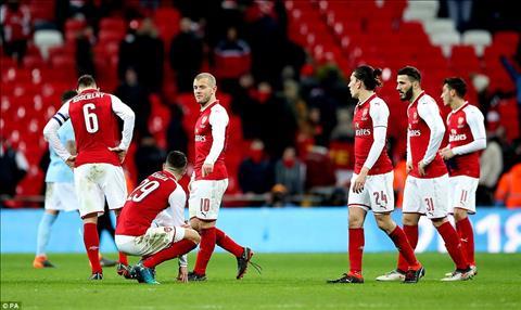 Du am Arsenal 0-3 Man City Sac do nhat nhoa hinh anh