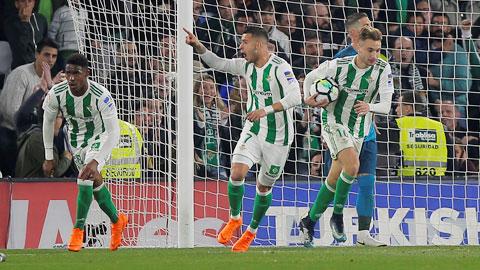 Nhan dinh Levante vs Betis 03h00 ngay 272 (La Liga 201718) hinh anh