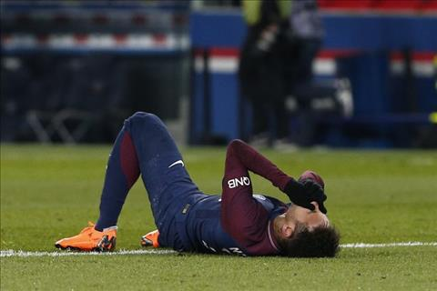 Neymar chan thuong, nguy co lo dai chien voi Real hinh anh