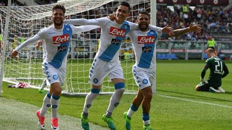 Cagliari vs Napoli 0h00 ngày 1712 (Serie A 201819) hình ảnh