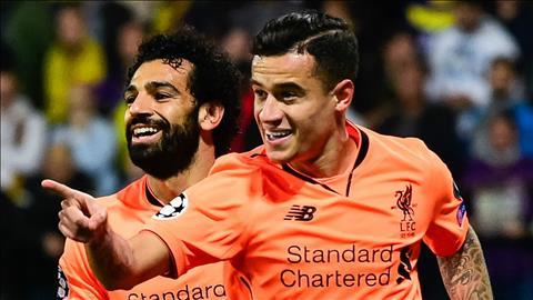Coutinho roi Liverpool la van may voi Lu doan do hinh anh