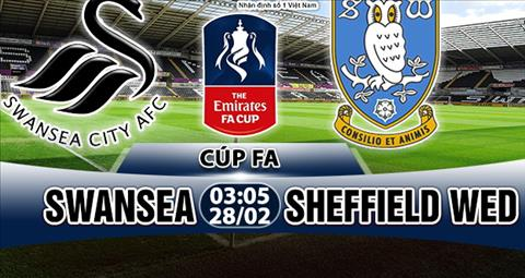 Nhan dinh Swansea vs Sheffield Wed 03h05 ngay 282 (FA Cup 201718) hinh anh