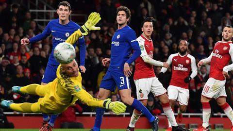 Henry Arsenal va Chelsea se chau ria top 4 hinh anh