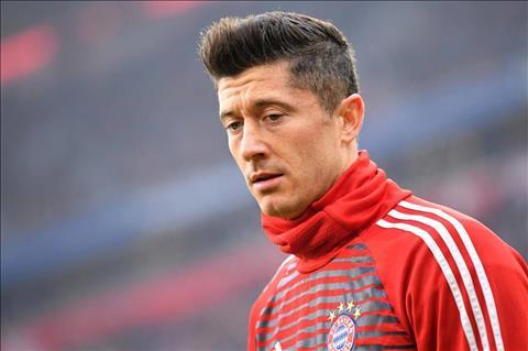 Bayern Munich mua Alvaro Morata thay Lewandowski hinh anh