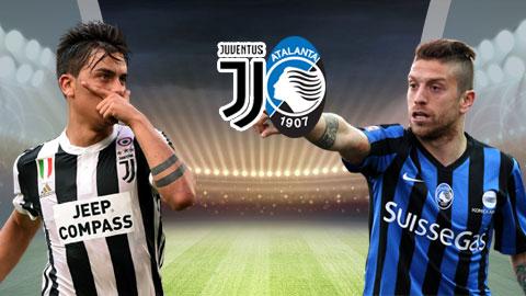 Nhan dinh Juventus vs Atalanta 23h30 ngay 282 (Coppa Italia 201718) hinh anh