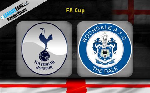 Tottenham vs Rochdale (2h45 ngay 0103) Khong co cho cho co tich hinh anh 2