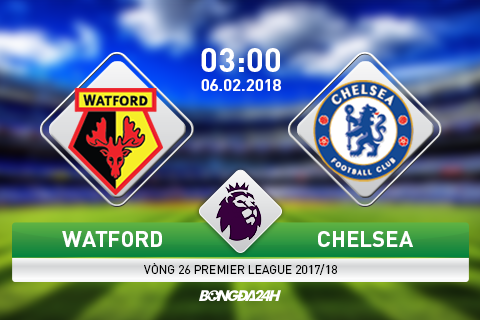 Watford vs Chelsea Co hoi cua tien dao Olivier Giroud hinh anh 2