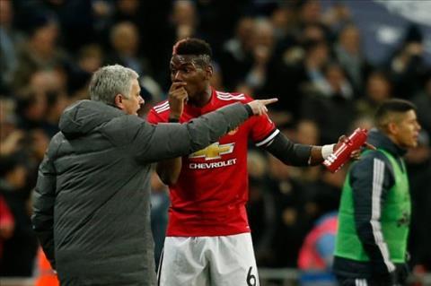 Mourinho tiet lo ve man cai va voi Pogba o tran thua Spurs hinh anh