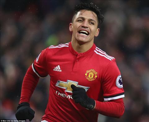 Du am MU 2-0 Huddersfield Tuyet voi Alexis Sanchez hinh anh 2