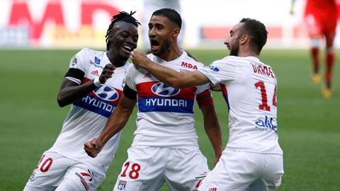 Nhan dinh Monaco vs Lyon 03h00 ngay 52 (Ligue 1 201718) hinh anh