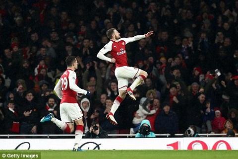 Ramsey vs Everton