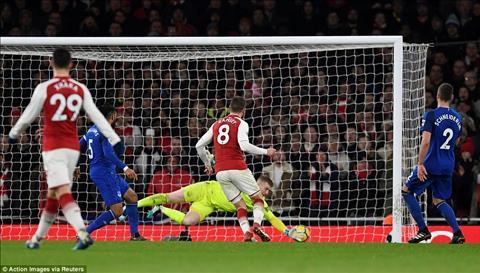 Nhung thong ke khong the bo qua tran Arsenal 5-1 Everton hinh anh 2