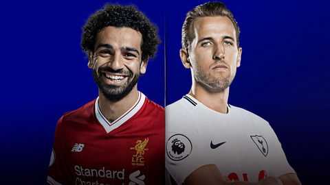 Mohamed Salah va Harry Kane la tam diem cua cuoc doi dau giua Liverpool vs Tottenham.