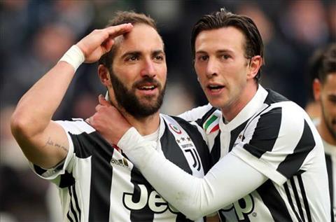 Tong hop Juventus 7-0 Sassuolo (Vong 23 Serie A 201718) hinh anh