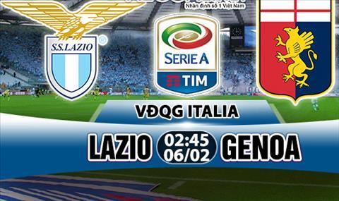 Nhan dinh Lazio vs Genoa 02h45 ngày 62 (Serie A 201718) hinh anh