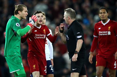 Liverpool 2-2 Tottenham Lum xum den dau, Salah van la nhan vat chinh hinh anh 2