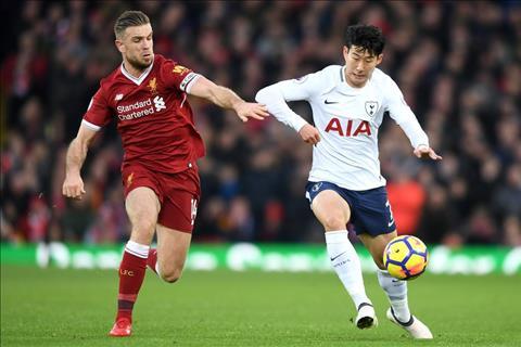 Liverpool 2-2 Tottenham Lum xum den dau, Salah van la nhan vat chinh hinh anh