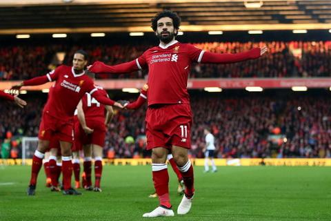 Tong hop Liverpool 2-2 Tottenham (Vong 26 Premier League 201718) hinh anh
