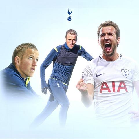 Harry Kane tu toi do tro thanh nguoi hung cua Tottenham.