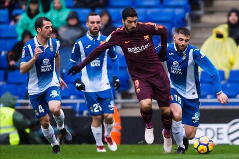 HLV Valverde chi ra ly do Barca bi Espanyol cam chan hinh anh