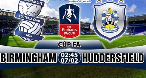 Nhan dinh Birmingham vs Huddersfield 02h45 ngay 72 (FA Cup 201718) hinh anh