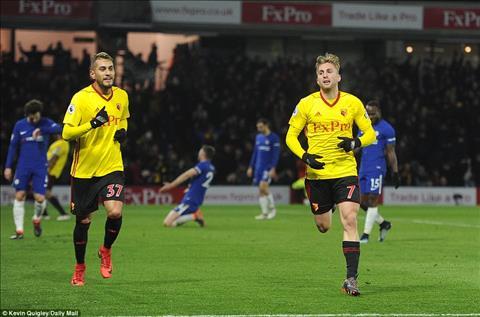 Cham diem Watford 4-1 Chelsea Toi do Bakayoko hinh anh 2