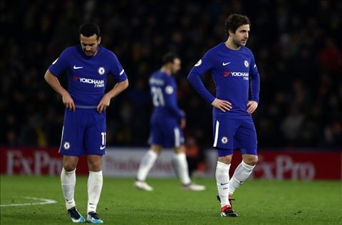 Chelsea tham bai truoc Watford Con bi cuc cua Conte hinh anh 2