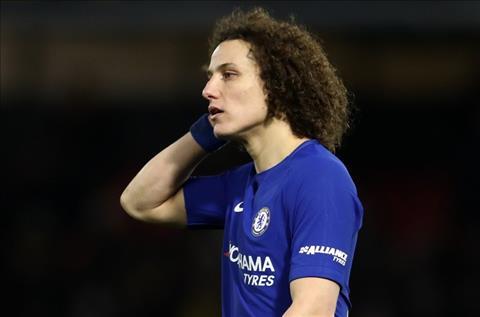 Chelsea từ chối bán David Luiz cho Arsenal với giá 17 triệu bảng hình ảnh 2