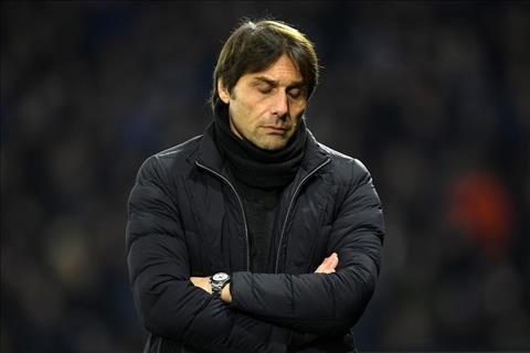 Conte lo so chiu chung so phan voi Mourinho hinh anh