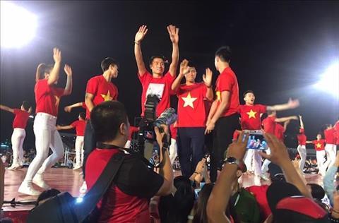 DT U23 Viet Nam van chua het chuoi ngay  chay show hinh anh