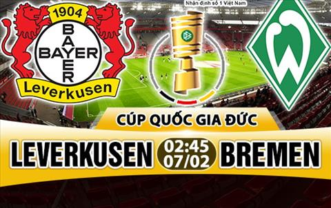 Nhan dinh Leverkusen vs Bremen 02h45 ngay 72 (Cup quoc gia Duc) hinh anh