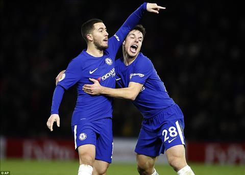 Nhung diem nhan sau tran Watford 4-1 Chelsea hinh anh 3