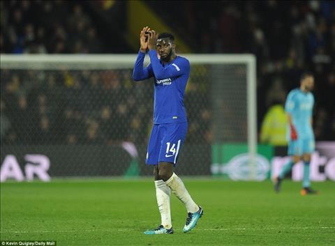 Bakayoko bi cham diem thap nhat tran Watford 4-1 Chelsea