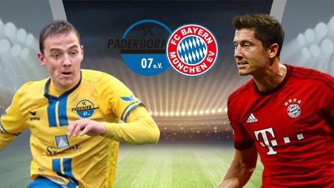 Nhan dinh Paderborn vs Bayern Munich 0h30 ngay 72 (Cup quoc gia Duc) hinh anh