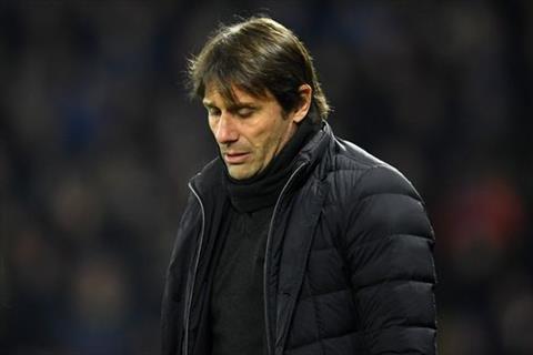 Chelsea thua tham, Conte do toi cho cac hoc tro hinh anh