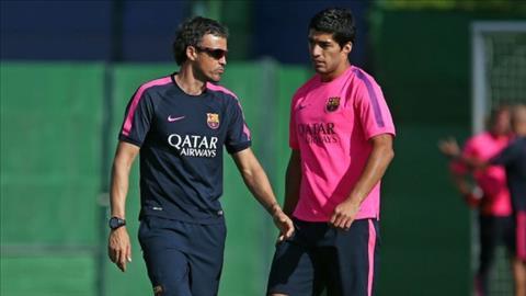 Muon co HLV Luis Enrique Chelsea phai mua Luis Suarez hinh anh 2