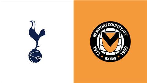 Tottenham vs Newport (2h45 ngay 82) Ban dap cho dai chien hinh anh