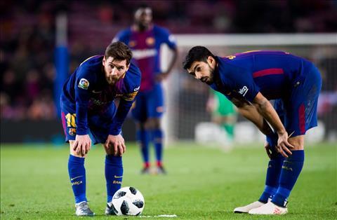 Valencia vs Barcelona (3h30 ngay 92) Lat mat ga khong lo hinh anh
