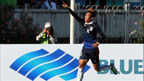 Messi Campuchia nhan trai dang tai Malaysia hinh anh