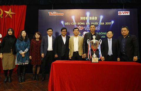 Sieu cup 2017 Nguoi hung tham lang U23 cham tran qua bong vang 2017 hinh anh