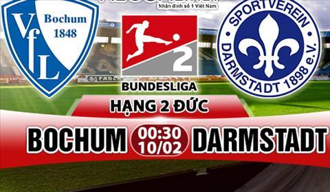 Nhan dinh Bochum vs Darmstadt 00h30 ngay 102 (Hang 2 Duc) hinh anh
