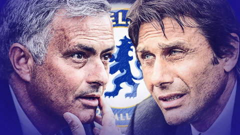 Muon giu ghe Chelsea, Conte can hoc Mourinho hinh anh