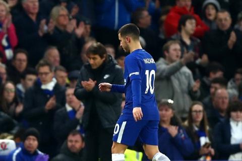 Hazard muon lap tuc thoat khoi dia nguc Chelsea hinh anh